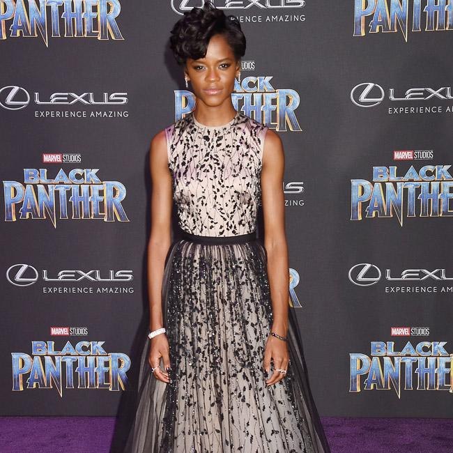 Letitia Wright: Faith saved me from depression