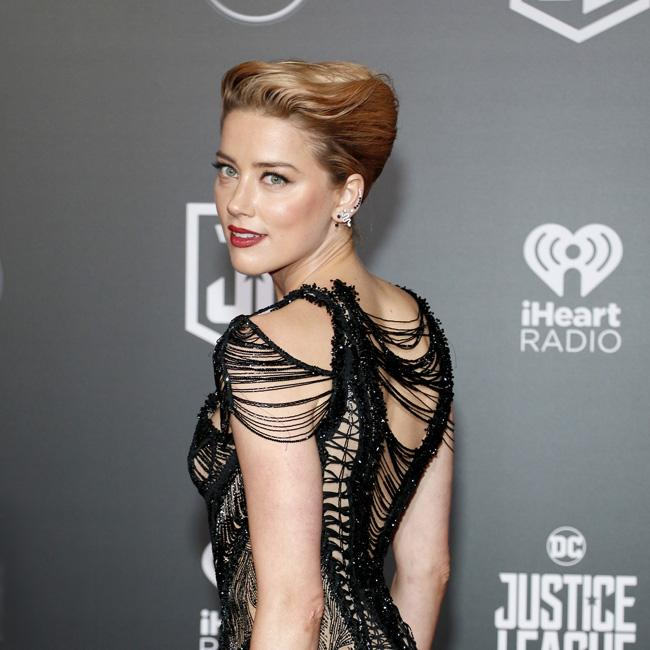 Amber Heard wants more female superheroes