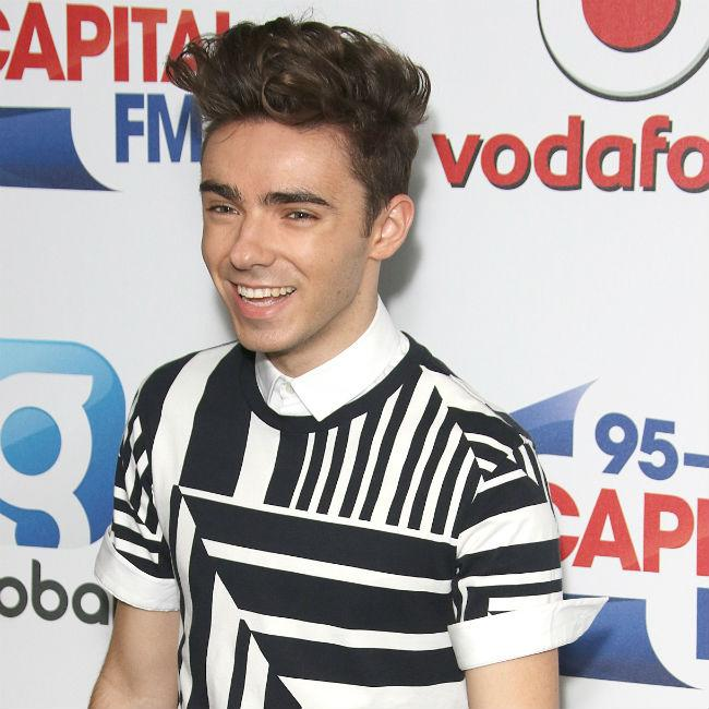 Nathan Sykes relieved he's not name-checked on thank u, next