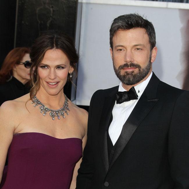 Ben Affleck and Jennifer Garner officially divorced