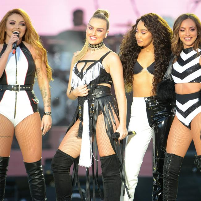 Little Mix defend 'sexy' stage outfits