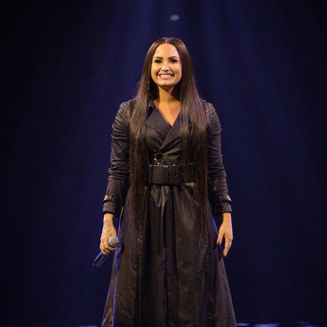 Demi Lovato focusing on herself