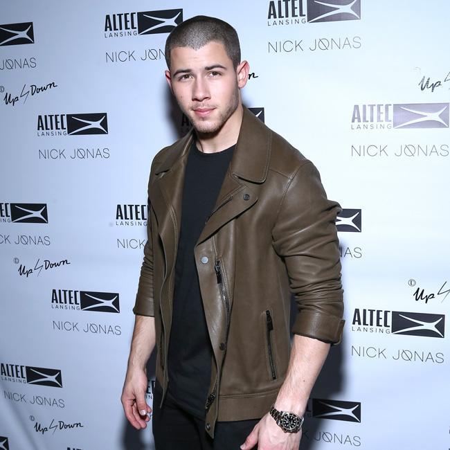 Nick Jonas is his authentic self