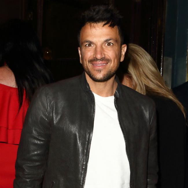Peter Andre's daughters have close bond