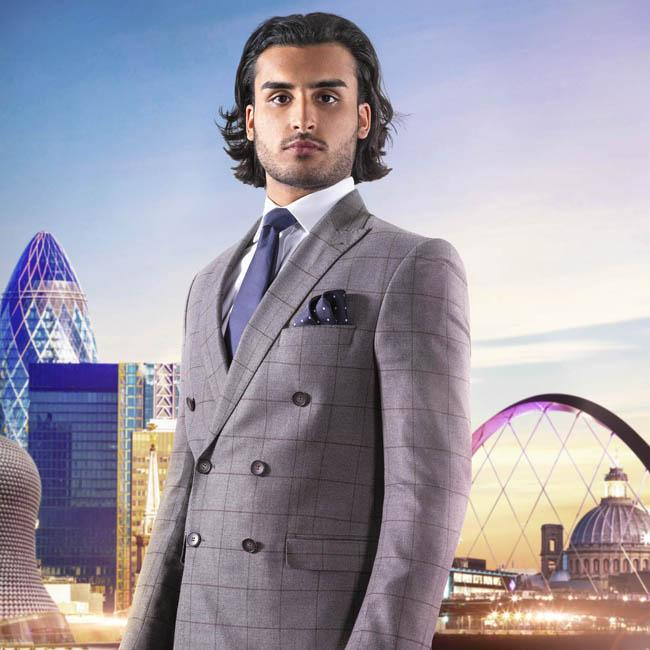 Kurran Pooni has been fired from The Apprentice