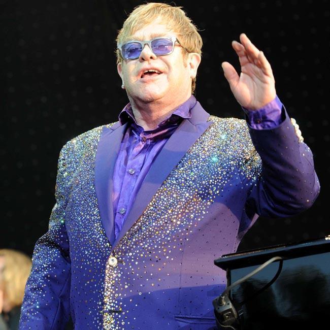 Elton John announces UK tour for 2020