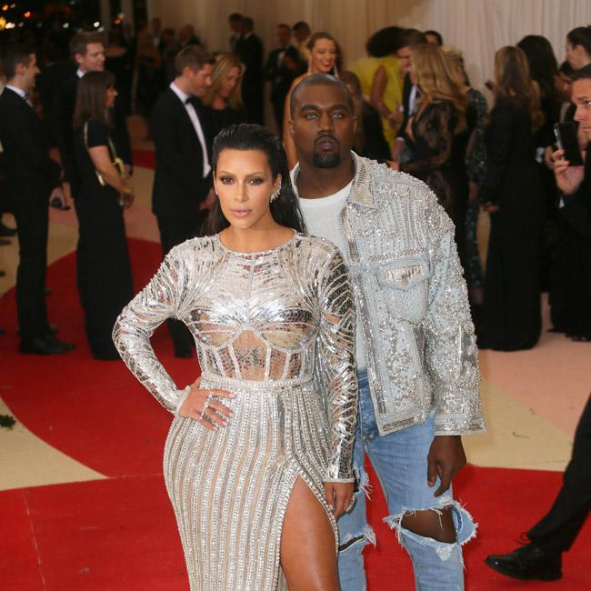 Kim Kardashian West: Kanye West smells like money