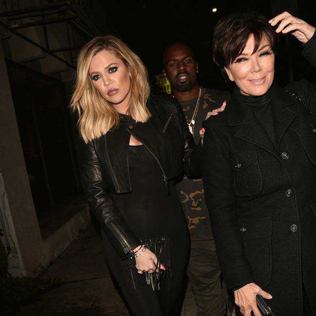 Khloe Kardashian shares birthday tribute to Kris Jenner