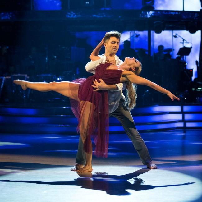 Ashley Roberts tops Strictly Come Dancing leaderboard