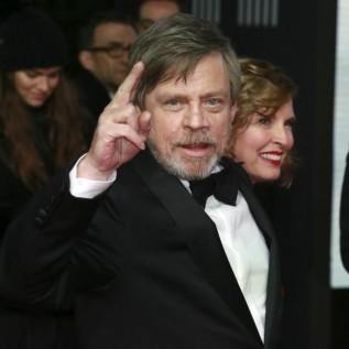 Mark Hamill likens Star Wars secrecy to a 'deep state government organisation'