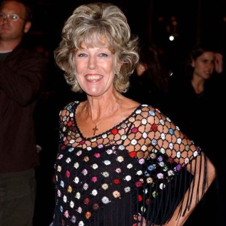 Sue Nicholls has become 'awfully more opinionated'