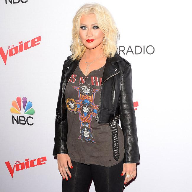 Christina Aguilera offers message of support to Demi Lovato