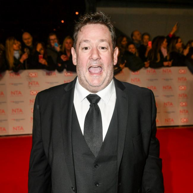 Johnny Vegas and Sian Gibson 'hated' kissing scenes