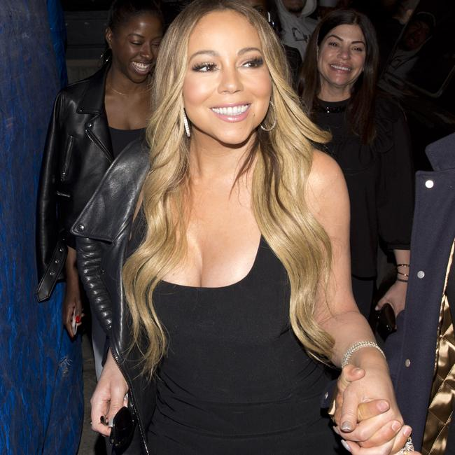Mariah Carey can't wait to get close to fans on tour