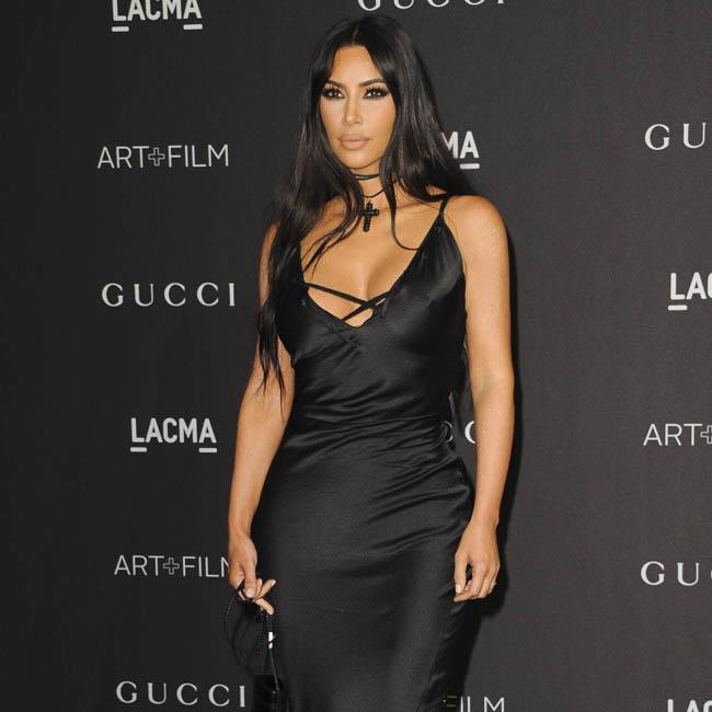 Kim Kardashian West replaces Kris Jenner as Christmas party host