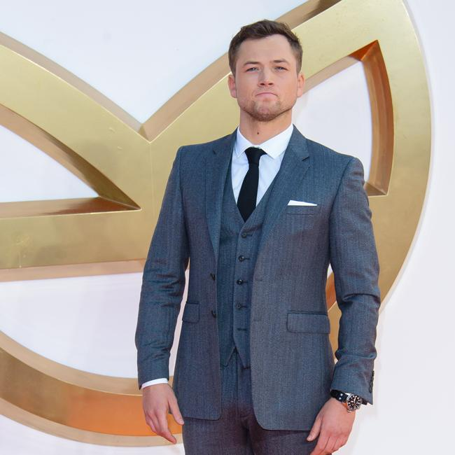 Taron Egerton wanted 'grown up' Robin Hood