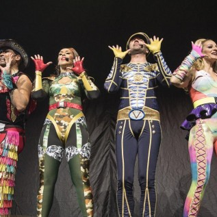 Vengaboys set for We Love The 90′s tour