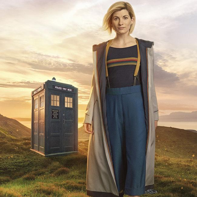 Doctor Who return confirmed for 2020