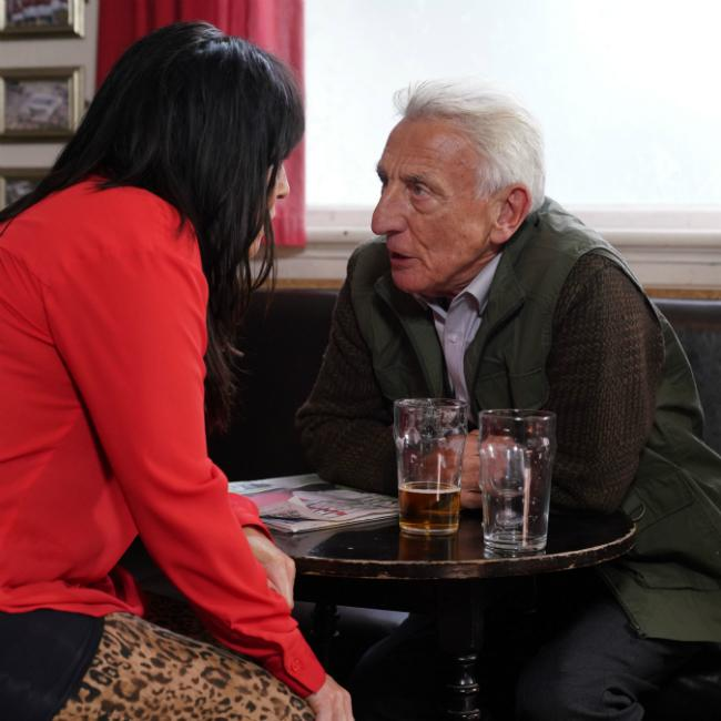 Eric Richard to return to EastEnders as soap revisits Kat Moon's past