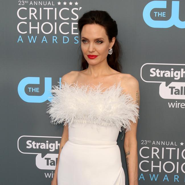Angelina Jolie hints at political aspirations
