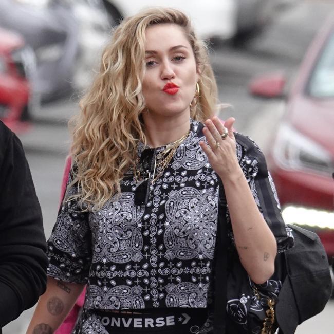 Miley Cyrus' guitars stolen in storage unit raid