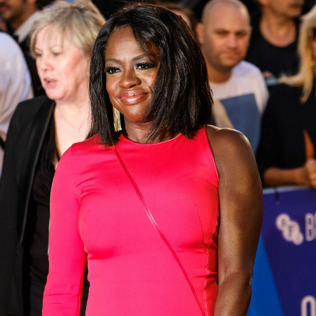 Viola Davis teaches daughter about 'commitment'