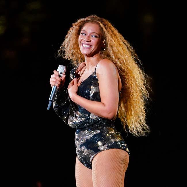 Beyonce proud of Global Citizen Festival