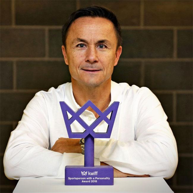 Dennis Wise impressed by Harry's 'real' jungle journey