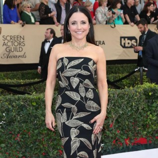 Julia Louis-Dreyfus refused 'dark' thoughts during cancer battle