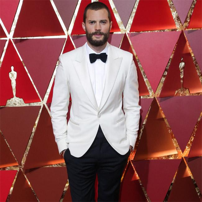 Jamie Dornan relishes playing dark characters