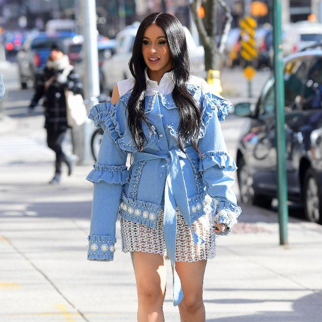 Cardi B plans to 'reset' in 2019 after Offset breakup