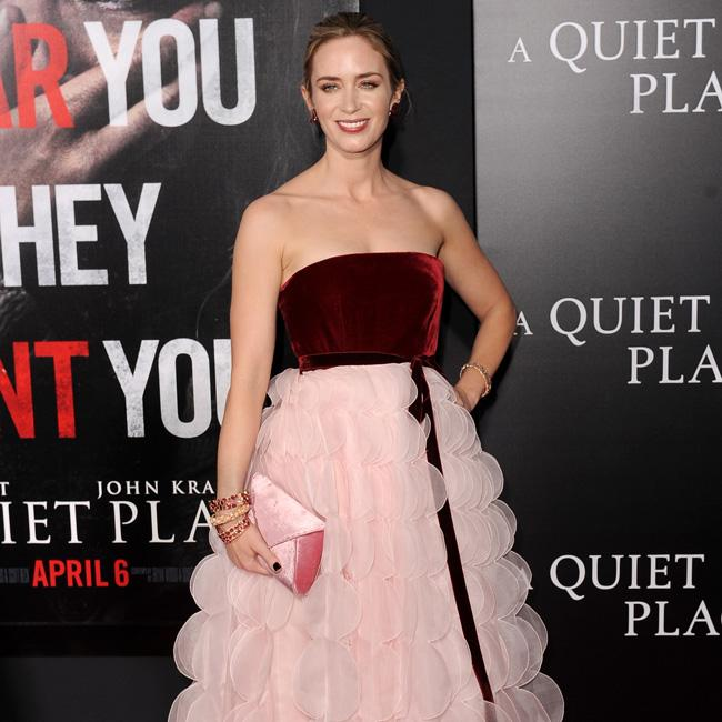 Emily Blunt says Julie Andrews was 'supportive' of Mary Poppins role