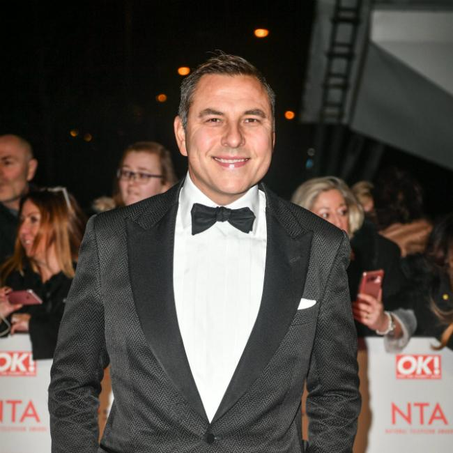 David Walliams is 'praying' one of his books could be made into a movie