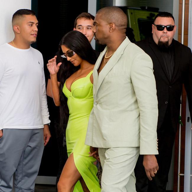 Kim Kardashian West says Kanye West can't be 'suppressed'