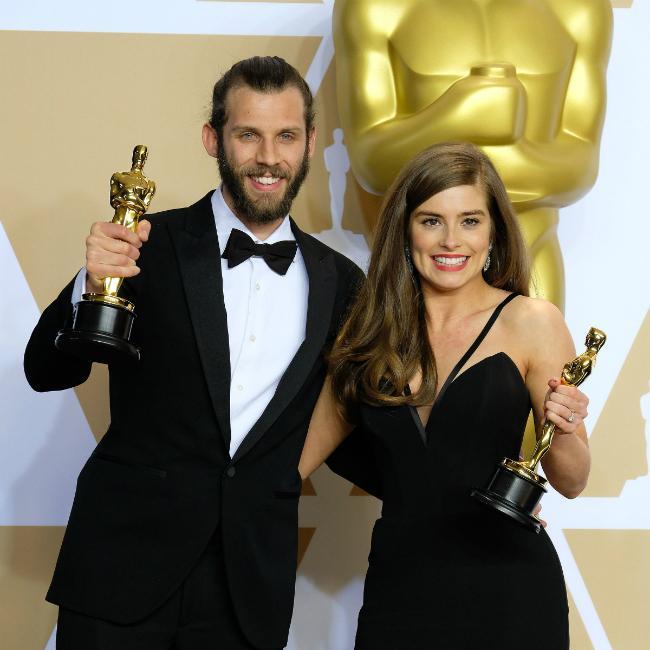 Rachel Shenton's Oscar win still feels surreal