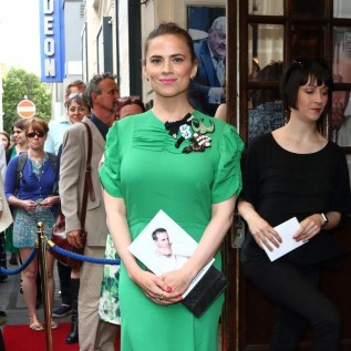 Hayley Atwell felt 'disgusting' playing slave owner