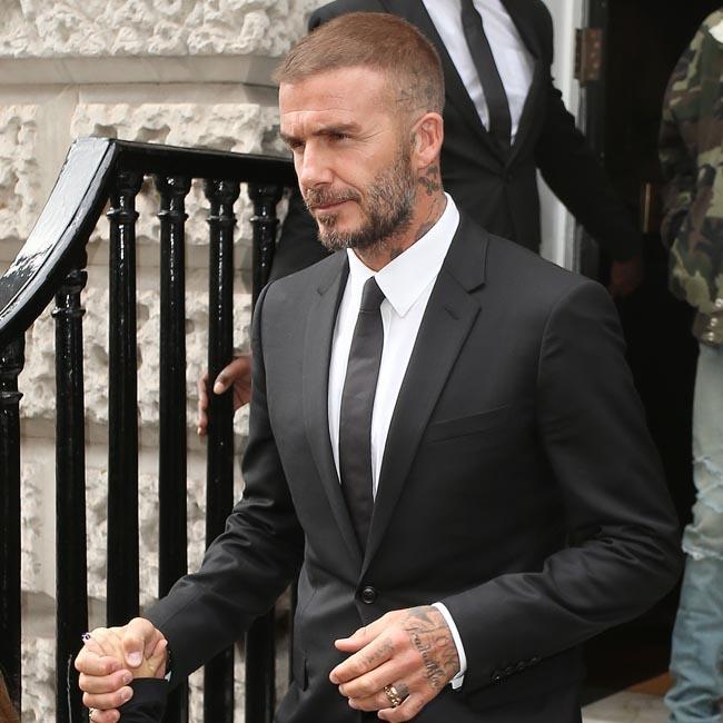 David Beckham 'in talks over space travel'