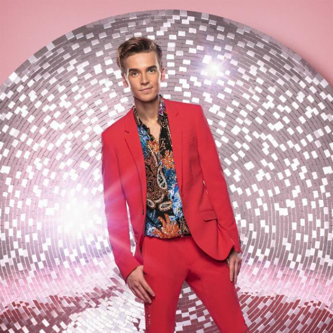 Joe Sugg's Strictly Come Dancing fame