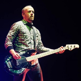 Linkin Park's Dave Farrell unsure about band's future