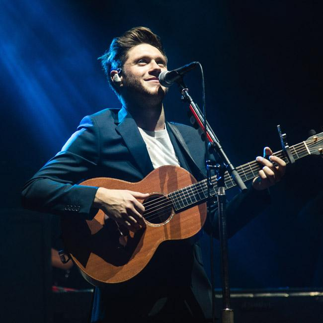 Niall Horan is busy penning new songs