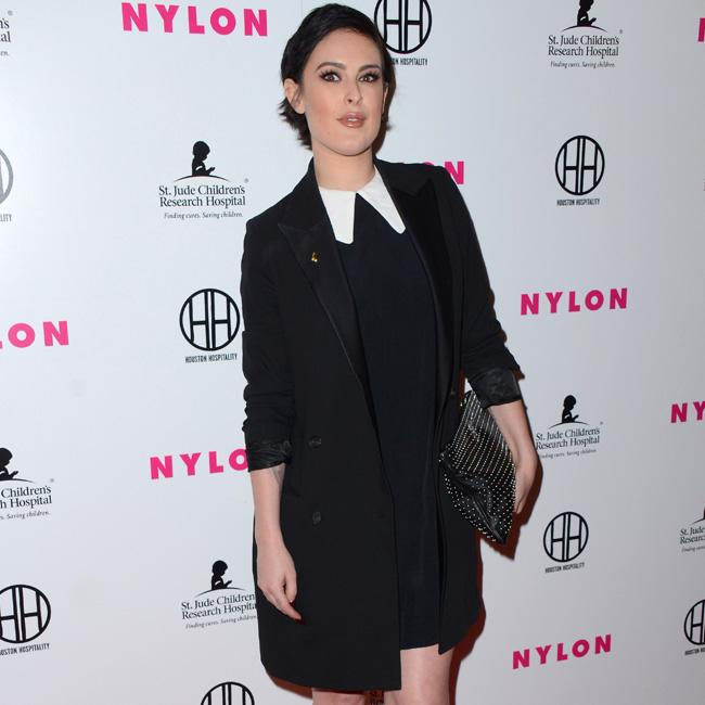 Rumer Willis: I've made Bruce Willis cry with my singing