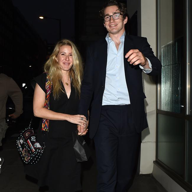 Ellie Goulding's engagement ring is over 100 years old