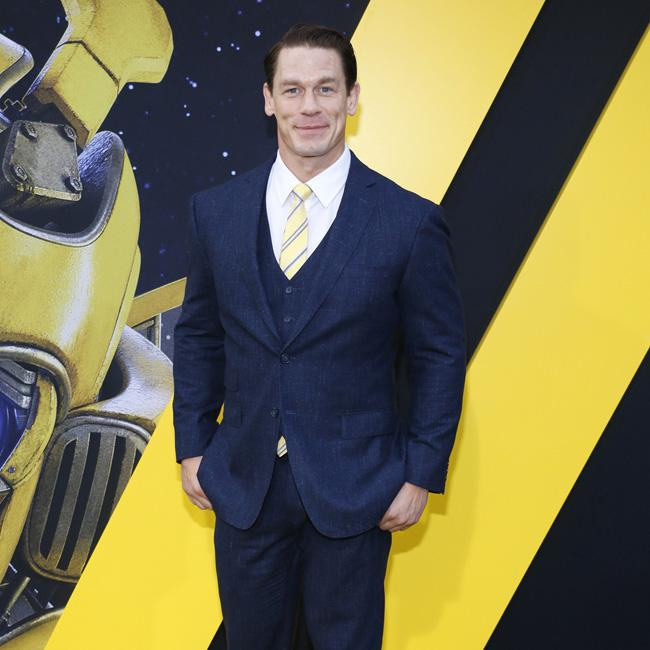 John Cena says Bumblebee reaction has been 'extraordinarily special'