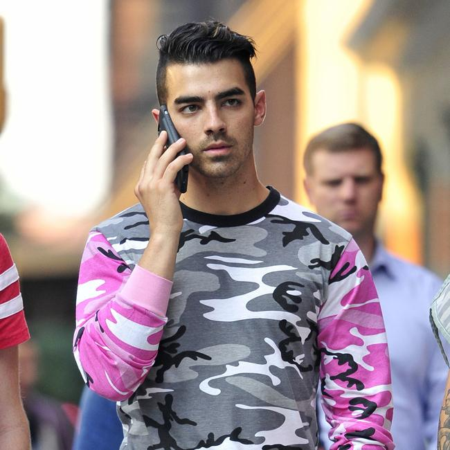 Joe Jonas 'overwhelmed' by brother Nick Jonas' wedding
