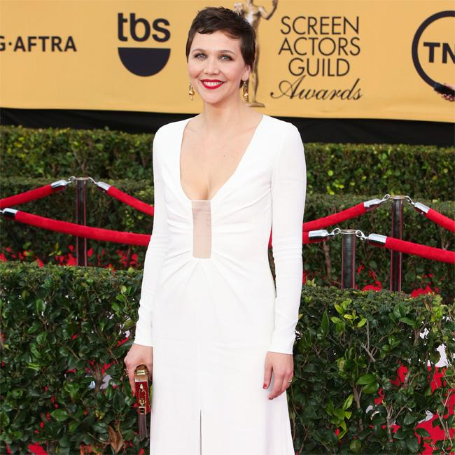Maggie Gyllenhaal terrified about directing