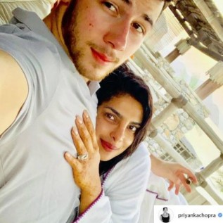 Priyanka Chopra and Nick Jonas 'in marital bliss'