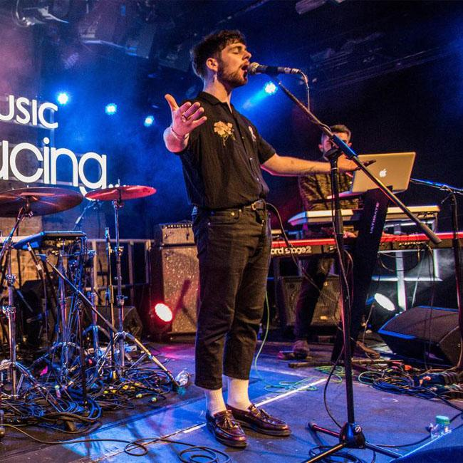 Tom Grennan named BBC Music Introducing Artist of the Year Award 2018