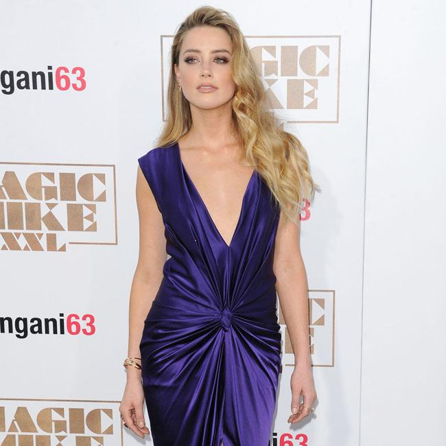 Amber Heard: Hollywood isn't progressive