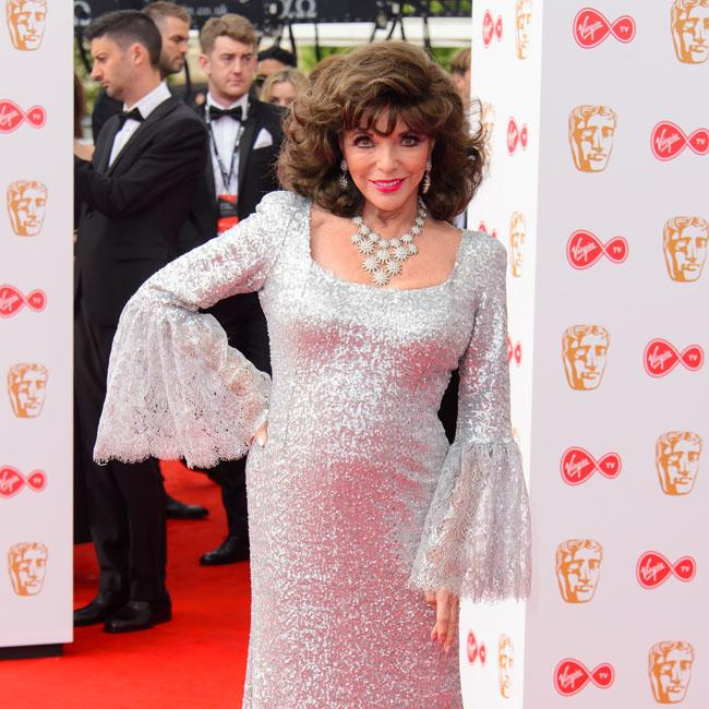Dame Joan Collins thinks harassment could be avoided