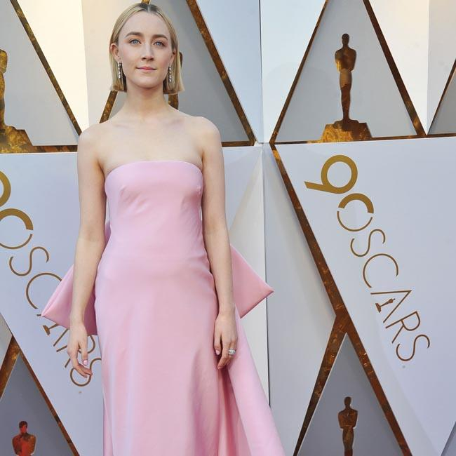 Saoirse Ronan dating co-star
